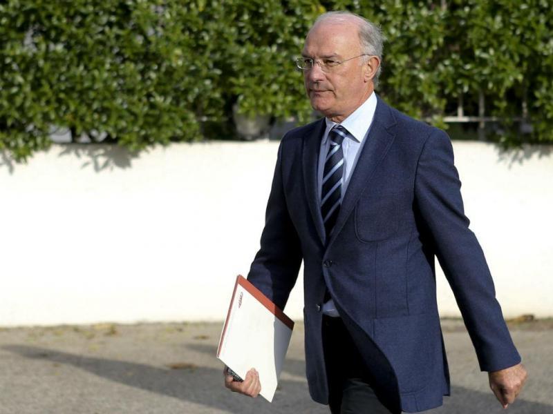 Secretário-geral da CGTP-IN, Arménio Carlos (MIGUEL A. LOPES/LUSA)