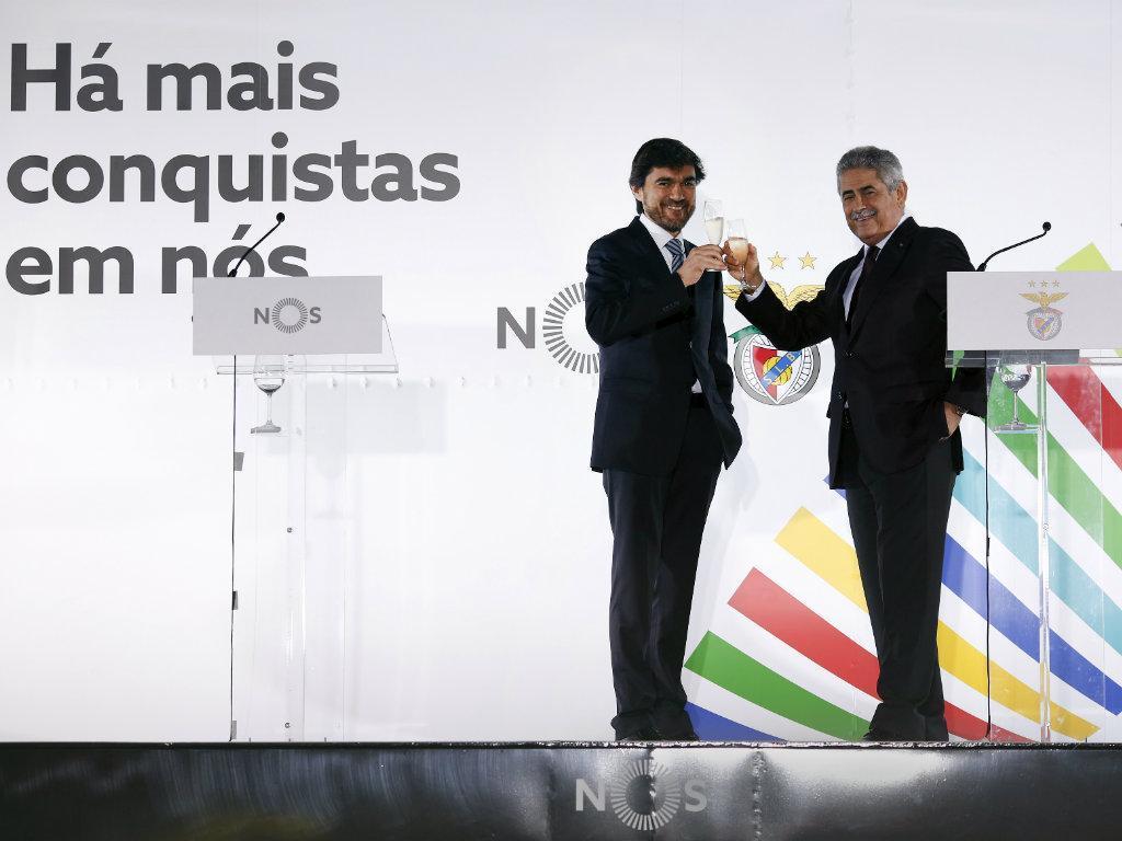 Benfica e NOS