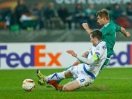Rapid Vienna-Dinamo Minsk (Reuters)