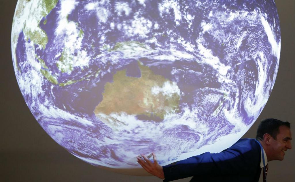 COP21 - cimeira do clima em Paris