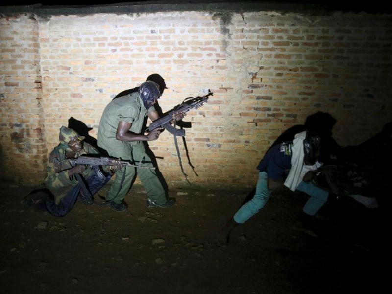 Burundi (Reuters)