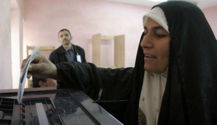 Mulheres votam pela primeira vez na Arábia Saudita