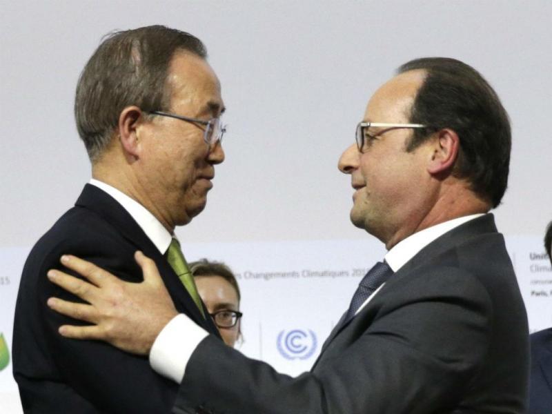 Cimeira do clima (Fonte: EPA/Lusa)