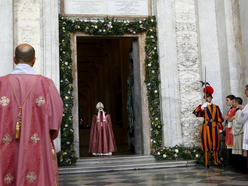 Papa Francisco (Fonte: Reuters)