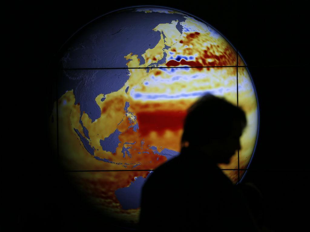 Postal histórico da cimeira do clima