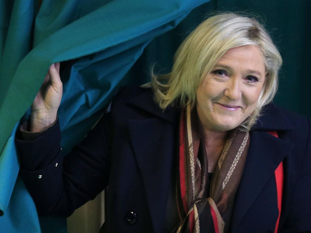 Marine Le Pen (Fonte: Reuters)