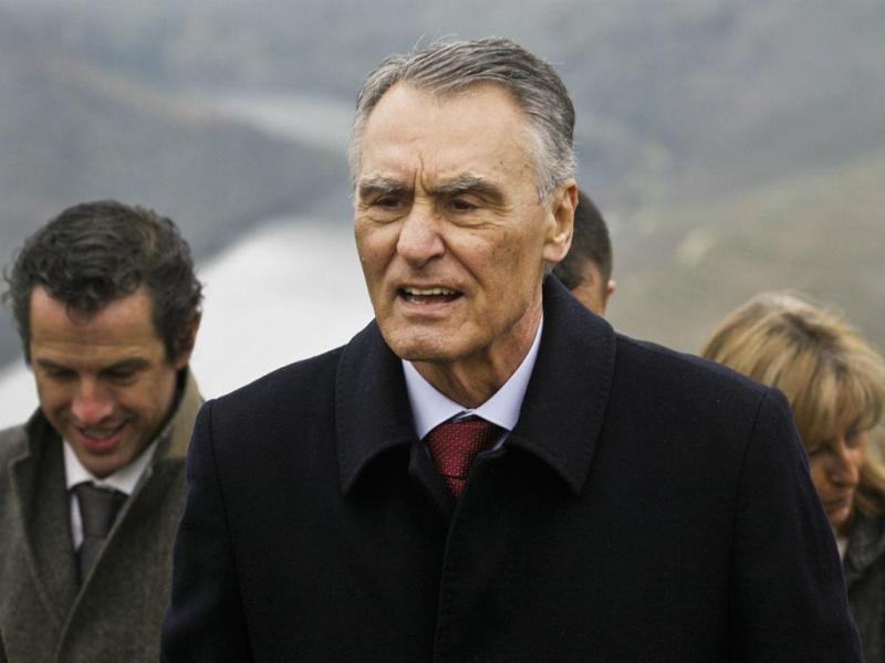Cavaco Silva  (Fonte: Lusa)