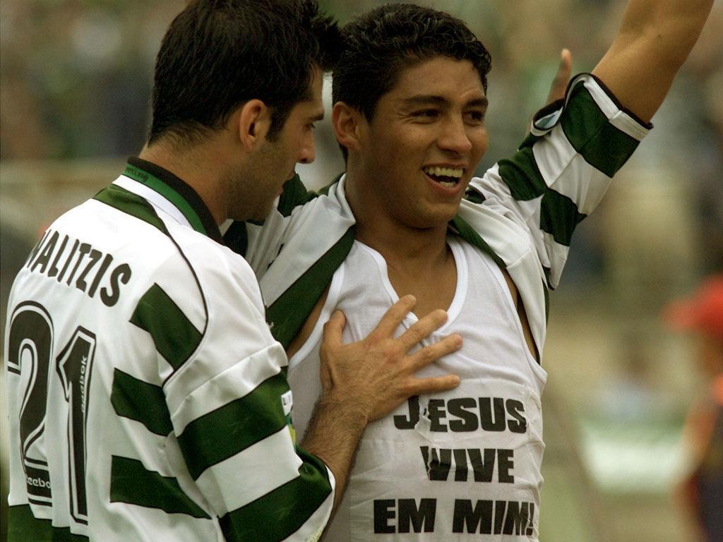 Mário Jardel em 2002 (Reuters)