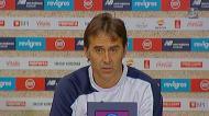 Lopetegui sobre a arbitragem: «Vitória tem razão e foi testemunha direta quando estava no V. Guimarães»