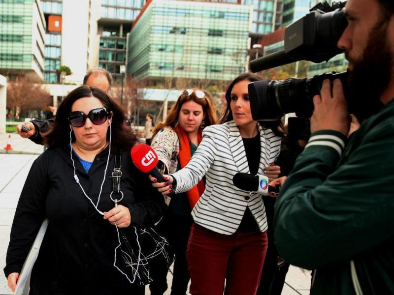 Cláudia Pereira, mãe da bebé de 4 meses que morreu em 2014, condenada a 18 anos de cadeia (Lusa)