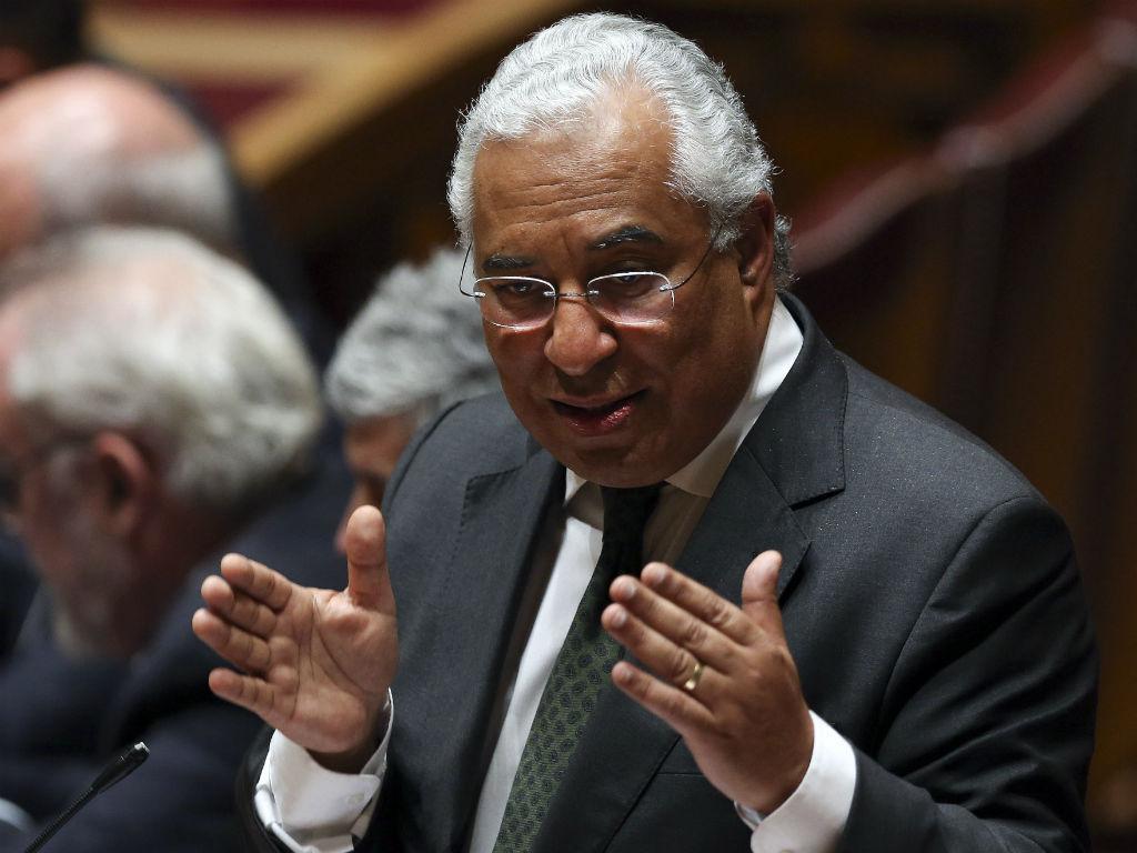 Debate quinzenal com António Costa como primeiro-ministro (Manuel de Almeida/Lusa)