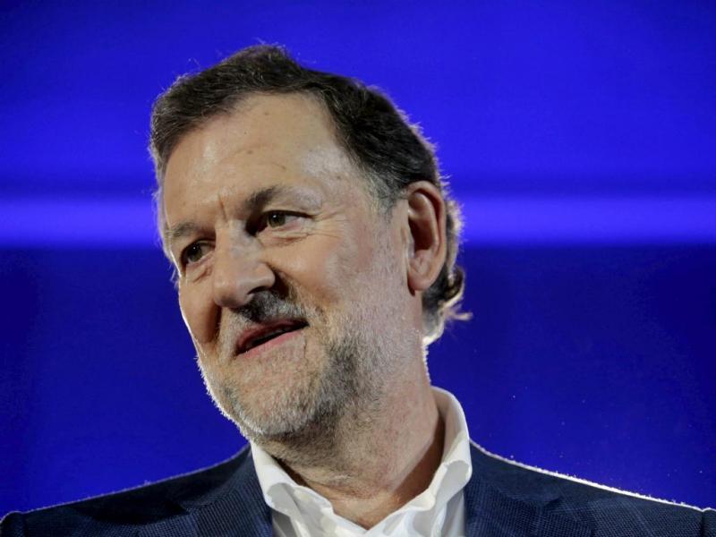 Mariano Rajoy agredido por jovem de 17 anos