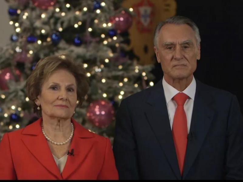 Cavaco Silva e Maria Cavaco Silva