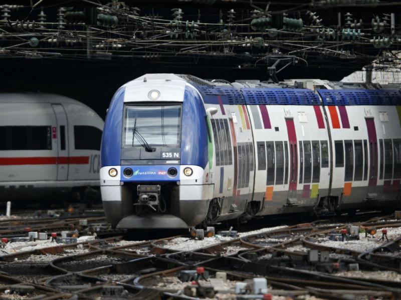 Trabsportes públicos franceses (Reuters)