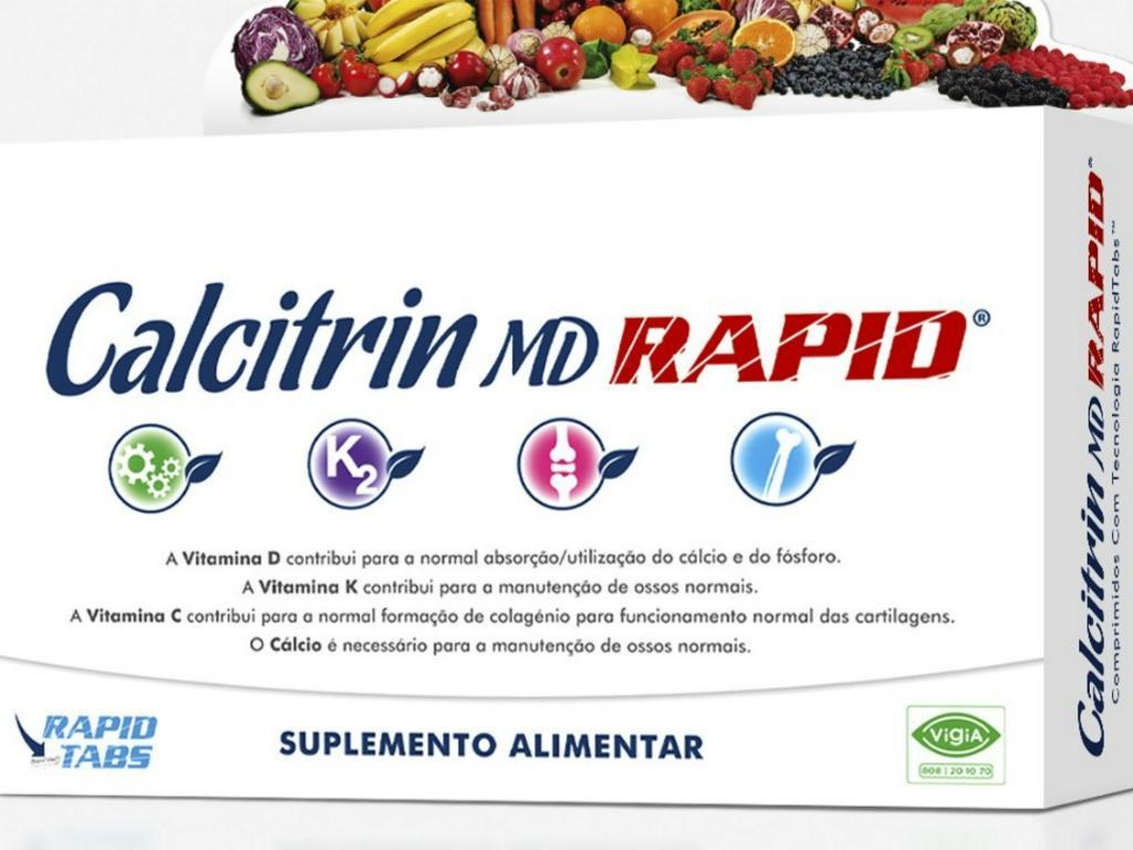 Calcitrin MD Rapid