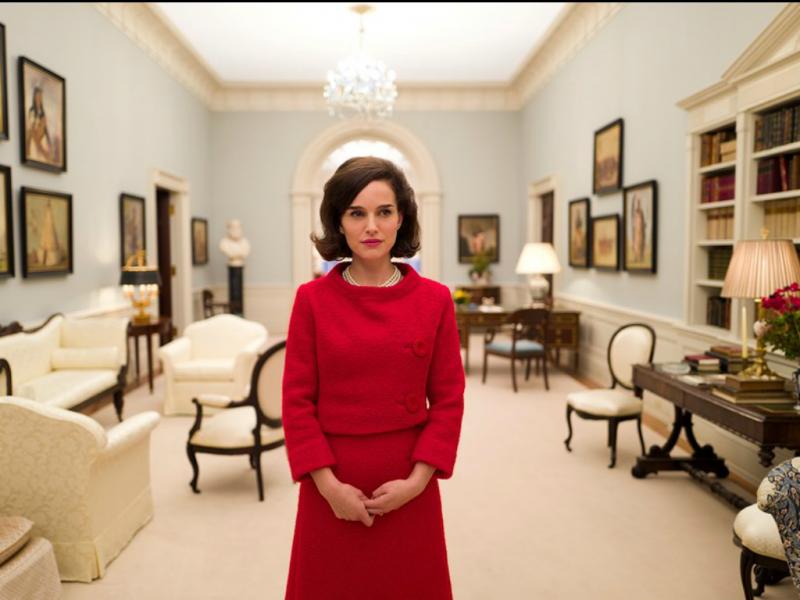 Natalie Portman vai ser a próxima Jacqueline Kennedy