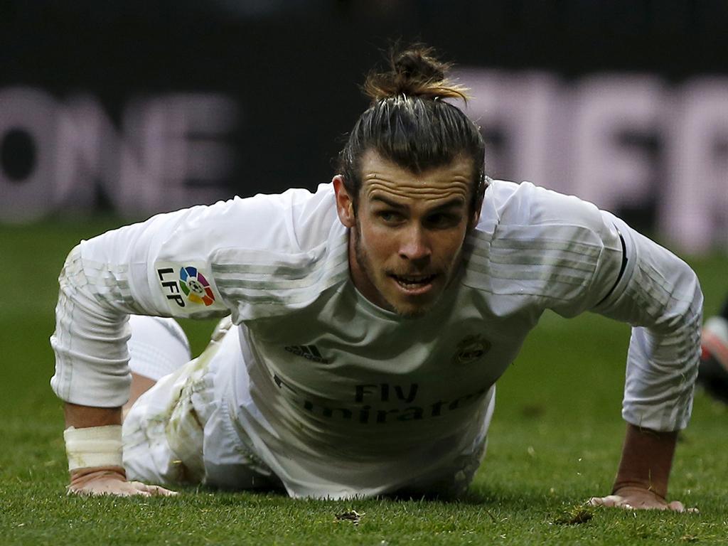 Gareth Bale: 51,5 milhões de seguidores - 8,9 milhões de euros faturados