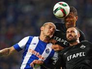 FC Porto-Académica (Lusa)