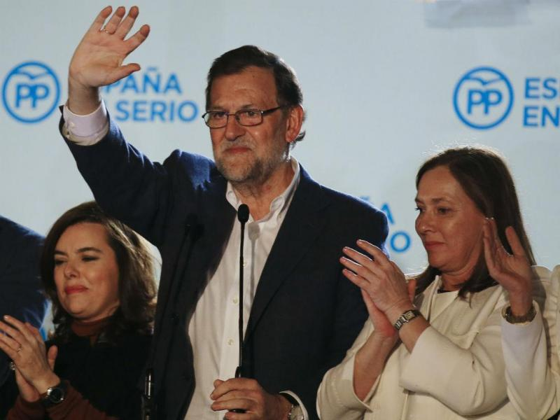 PP vence eleições em Espanha, mas sem maioria