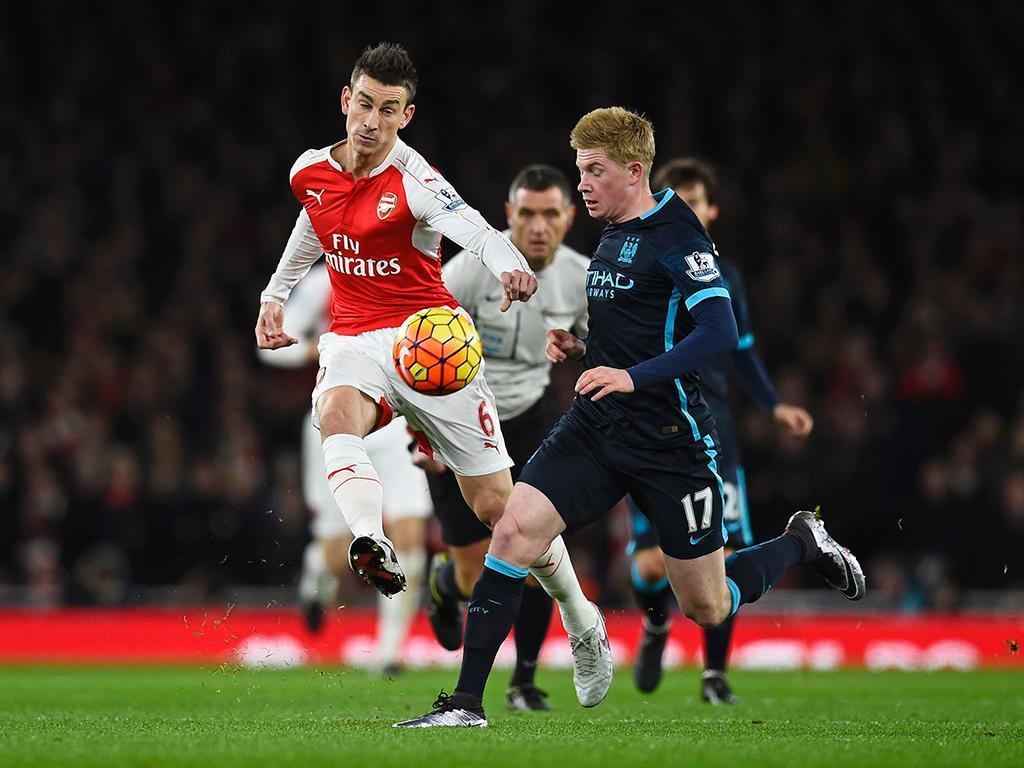 Arsenal-Manchester City (Reuters)