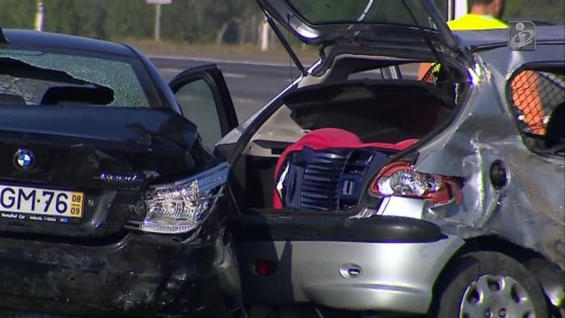 GNR regista 245 acidentes nos primeiros dias da operação natal