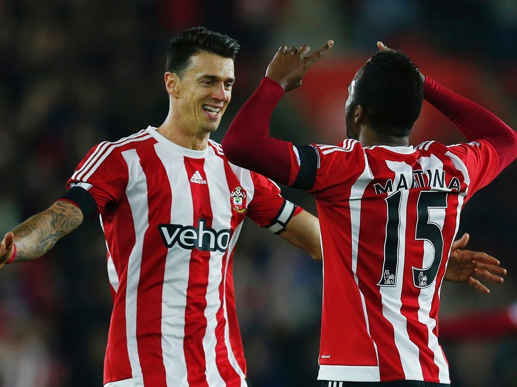 Southampton-Arsenal (Reuters)