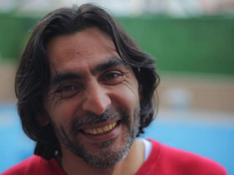 Jornalista sírio Naji Jerf assassinado pelo Estado Islâmico (Reprodução Twitter)