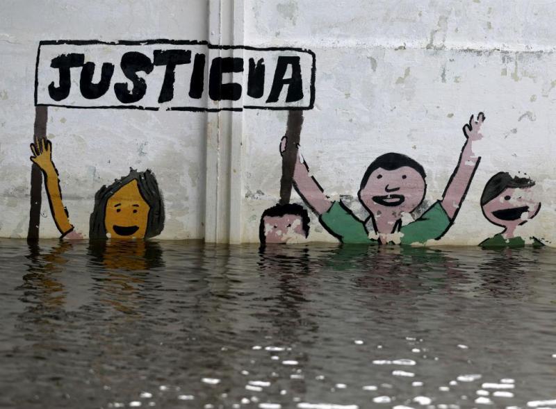 Efeitos do El Niño no Paraguai (Fonte: Reuters)