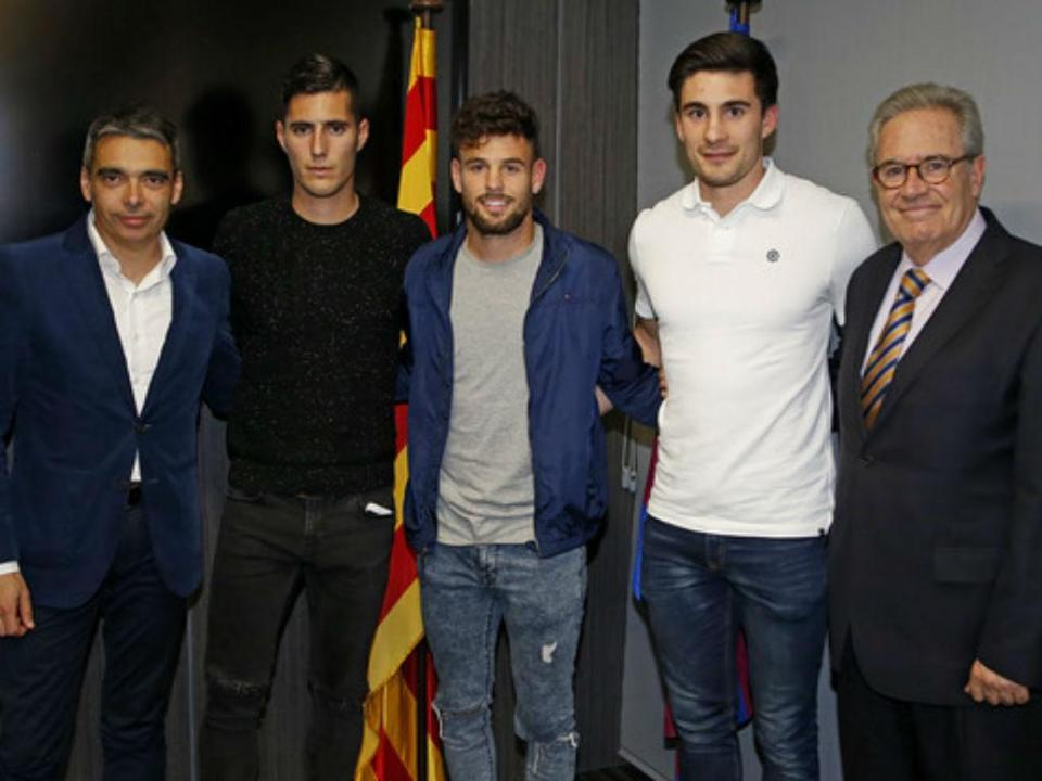 Espanha: Guardiola (o tal que Barça recusou) assinou pelo Granada