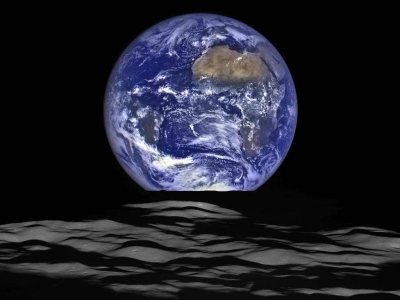 NASA divulga imagem do