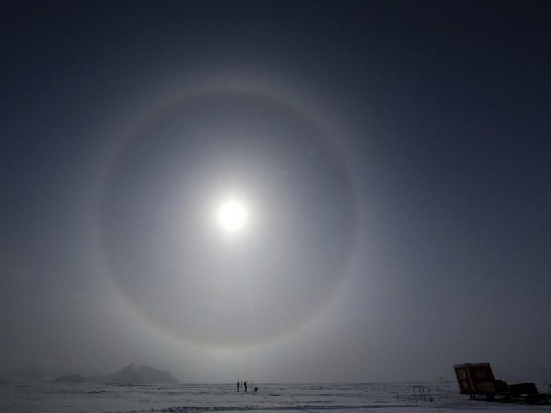 Ozono, o recorde desnecessário