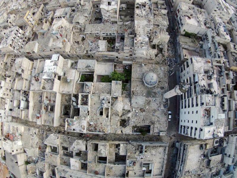 Alepo na Síria