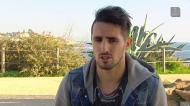 Hugo Vieira em entrevista à TVI