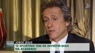 «Sporting terá de investir mais na Academia se não quiser perder o comboio»