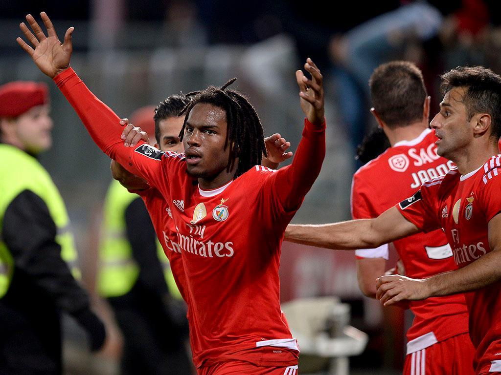 V. Guimarães-Benfica (Lusa)