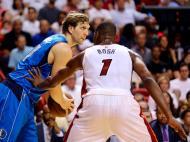 Dallas Mavericks-New Orleans Pelicans (Reuters)