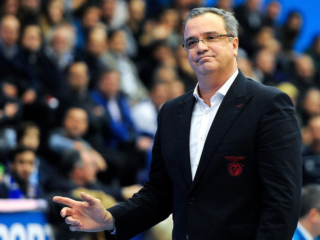 Basquetebol: FC Porto-Benfica (Lusa)