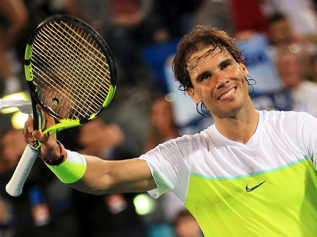 Rafael Nadal (Reuters)