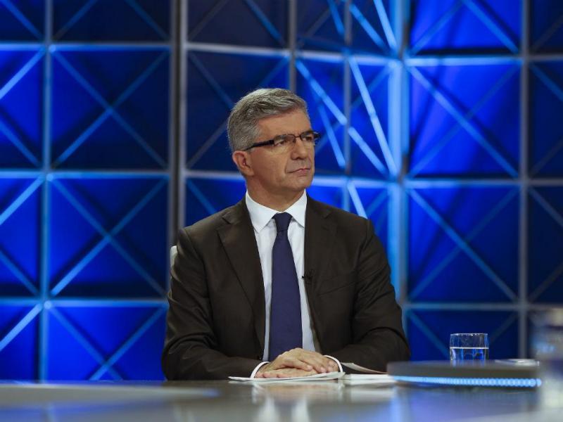 Paulo Morais e Edgar Silva em debate