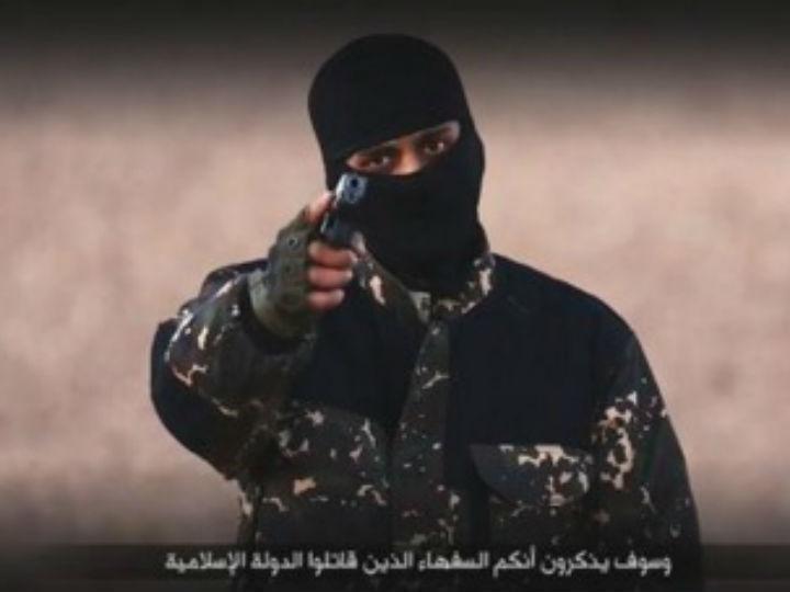 Novo vídeo do Estado Islâmico. Jihadista com sotaque britânico (Reprodução Twitter)
