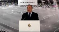 Florentino Pérez anuncia saída de Benítez e aposta em Zidane