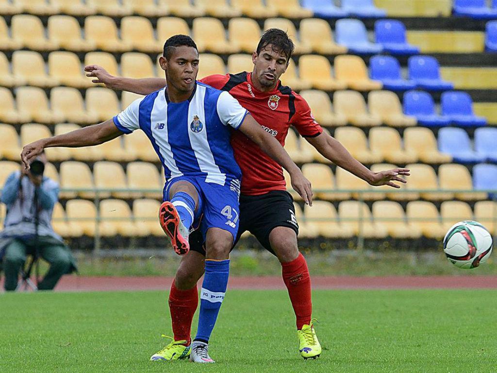 Ismael Diaz - FC Porto B (Foto: Facebook FC Porto)