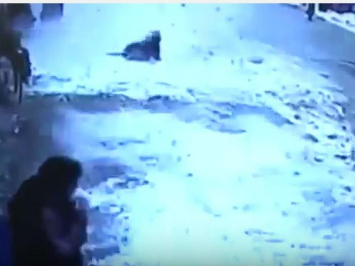 Neve na Turquia provoca dois feridos