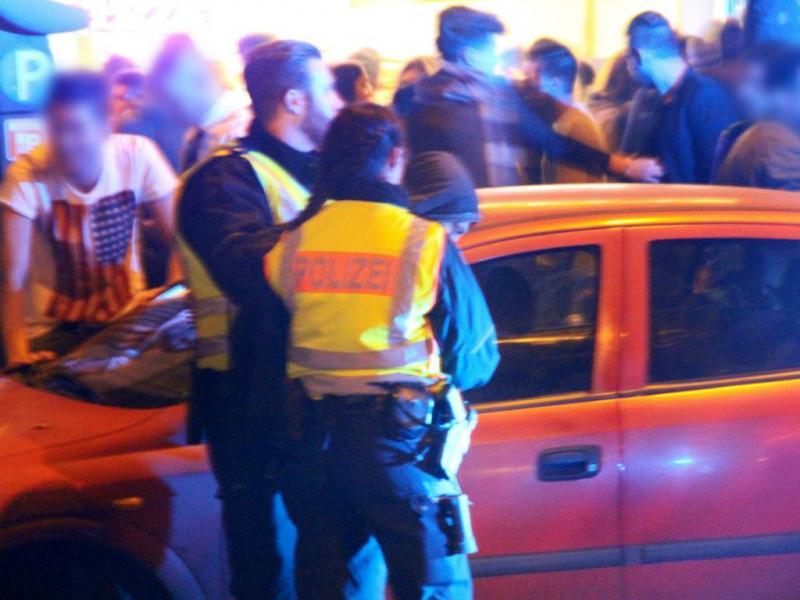 Detenções em Colónia