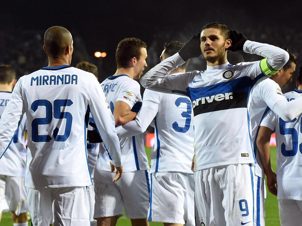 Empoli-Inter (Lusa)