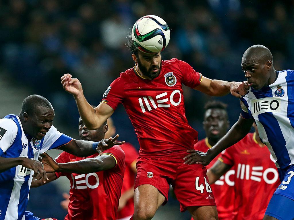 FC Porto-Rio Ave (Lusa)