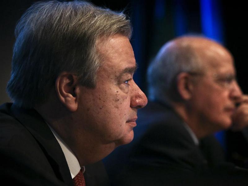 António Guterres (Fonte: Lusa)
