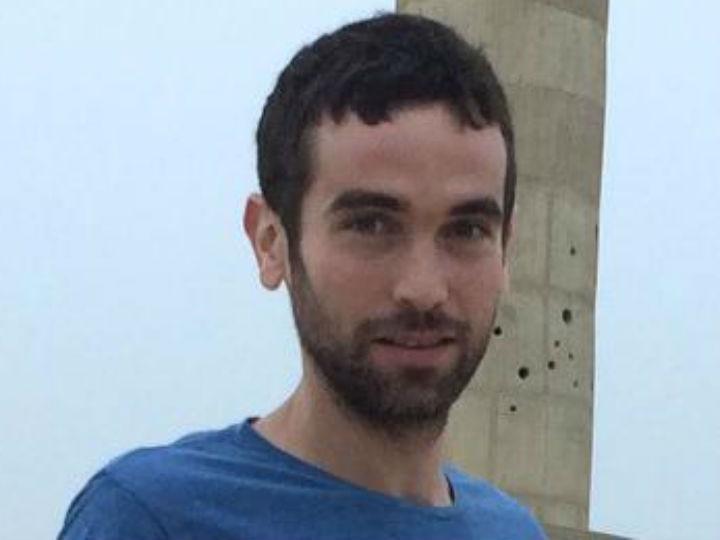 Eitam Lachover, jornalista israelita esfaqueado durante reportagem