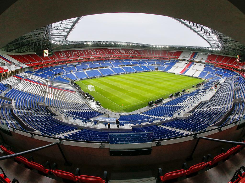 Novo estádio de Lyon prestes a ser inaugurado (REUTERS)