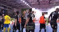 Futsal: Sporting vence Burinhosa e está nas meias-finais